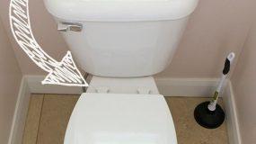 Δείτε πως να καθαρίσετε αποτελεσματικά αυτό το σημείο της τουαλέτας