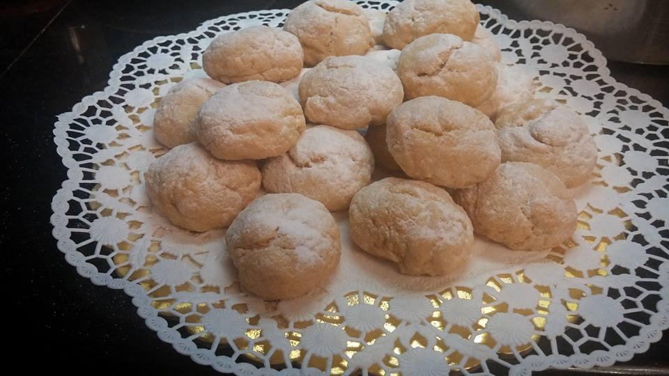 Μπισκότα με λεμόνι και πορτοκάλι που λιώνουν στο στομα