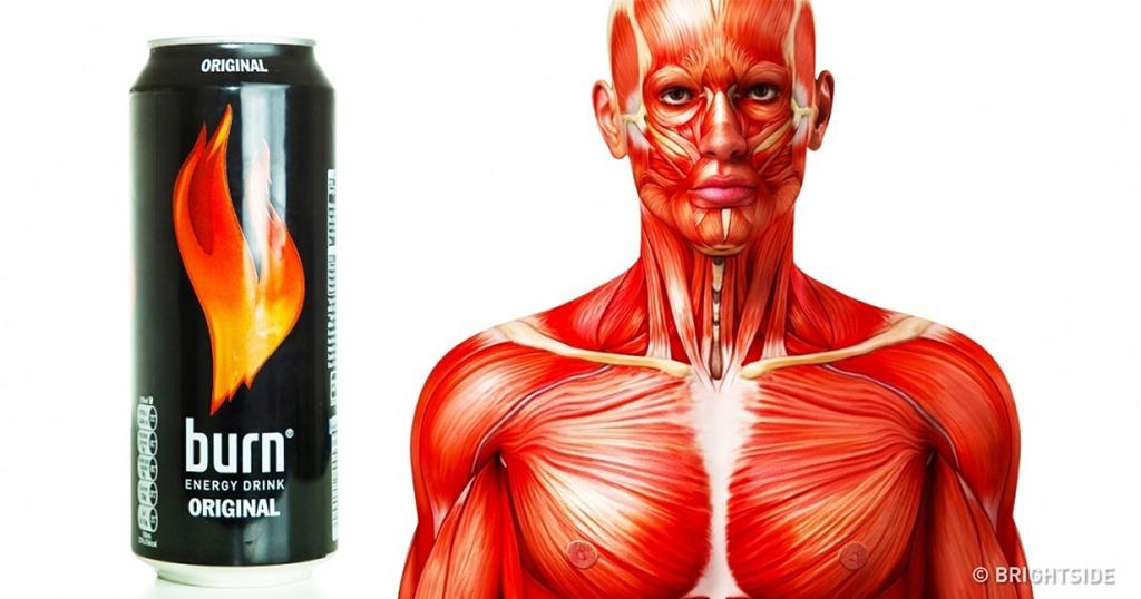 Oι τραγικές επιδράσεις που προκαλούν τα ενεργειακά ποτά στο σώμα μας