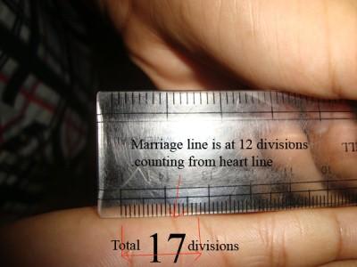 Πότε θα παντρευτείτε; Κοιτάξτε την παλάμη σας και δείτε την απάντηση