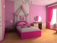 Χρώματα για το παιδικό δωμάτιο