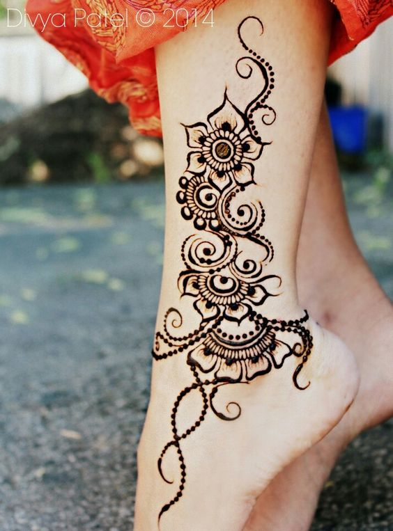 15 ιδέες για χέννα τατουάζ που μαγνητίζουν
