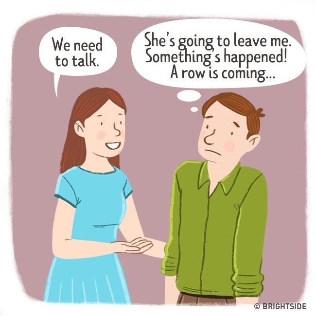 15 φράσεις που λένε οι γυναίκες στους άνδρες και τους κάνουν να χάνουν τα λόγια τους