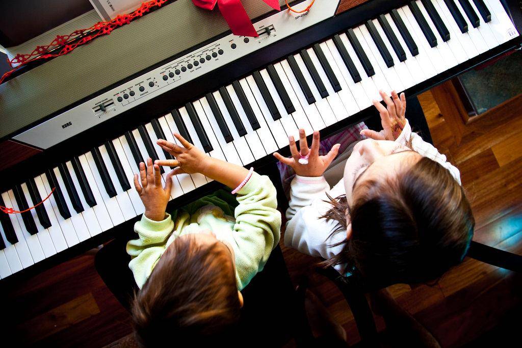Διαλέγοντας μουσικό όργανο για το παιδί σας.