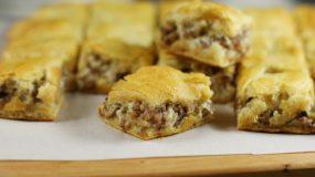 Συνταγή για πάρτυ: Κιμαδοπιτάκια με Φιλαδέλφεια