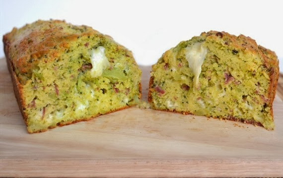 Συνταγή για παιδία: Αλμυρό ψωμί με μπρόκολο