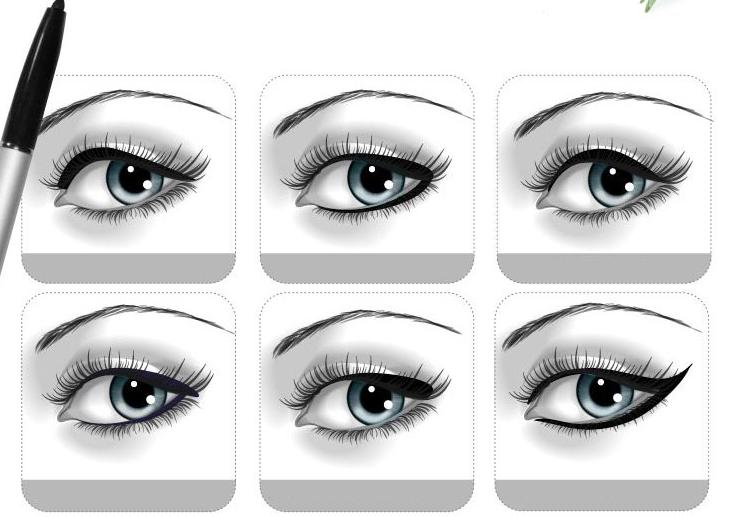 Διαφορετικοί τρόποι εφαρμογής eyeliner που αξίζει να δοκιμάσετε