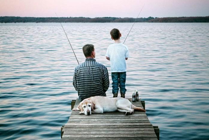 Κάντε πράγματα με το παιδί σας που αρέσουν και σ' εσάς – η αγγαρεία φαίνεται