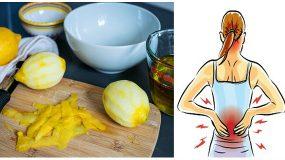 Πόνος στις αρθρώσεις: Εξαφάνισε τον με λεμονι