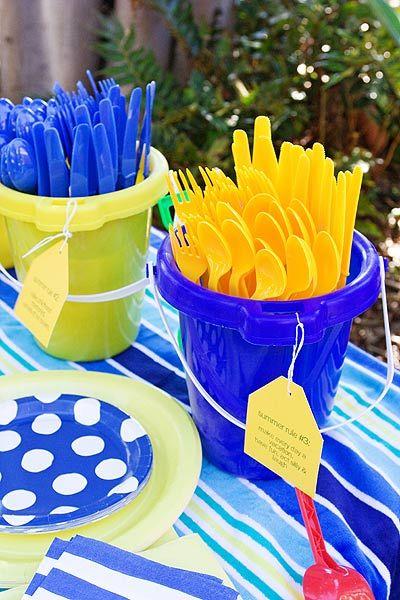 Πώς να οργανώσετε το τέλειο beach party για το παιδί