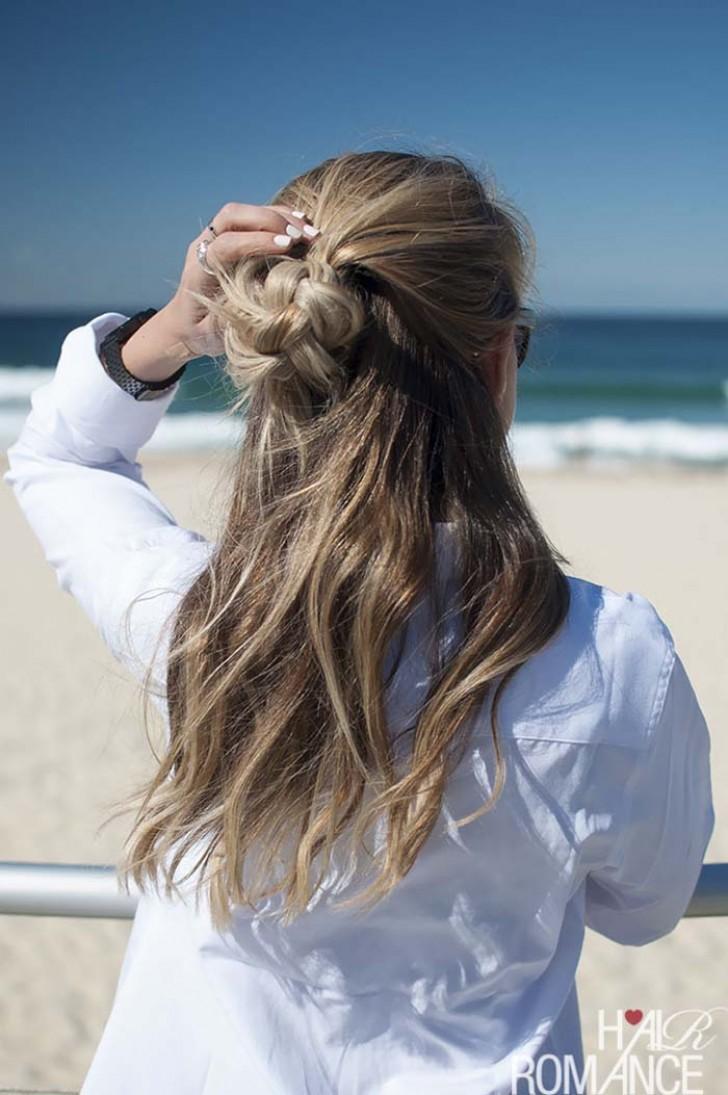 Τα 10 κορυφαία χτενίσματα παραλίας…! Το #8 Θα Το Λατρέψετε…!