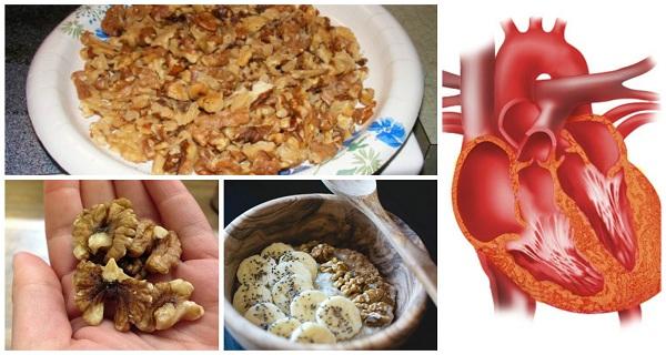 Φάτε μια χούφτα καρύδια και περιμένετε για 4 ώρες. Θα εκπλαγείτε από τα αποτελέσματα...