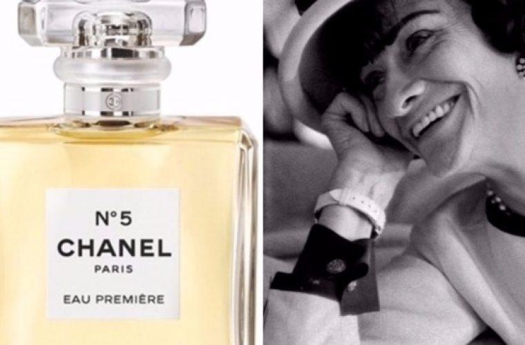 Γιατί η Coco Chanel ονόμασε Νο5 το θρυλικότερο άρωμα όλων των εποχών;