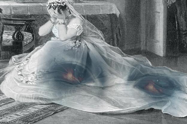 11 Περίεργες Παραδόσεις ενός Γάμου και οι Ανατριχιαστικές Προελεύσεις τους. Μόλις δείτε ΤΙ συμβολίζουν οι Βέρες θα Μείνετε!