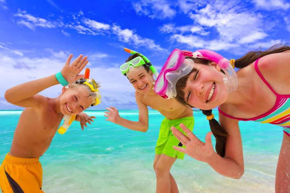 7 πράγματα που κάθε παιδί πρέπει να κάνει στην παιδική του ηλικία