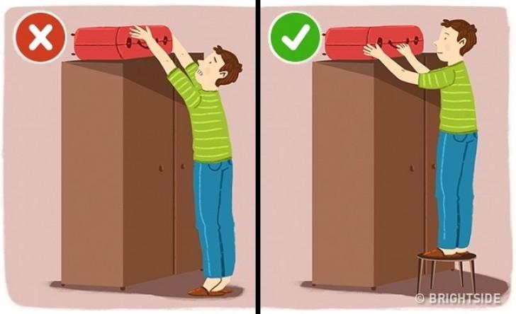8 Καθημερινές δουλειές που κάνουν όλες οι νοικοκυρές και καταστρέφουν την σπονδυλική τους στήλη.