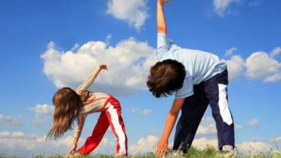Πώς επιλέγω άθλημα για το παιδί μου