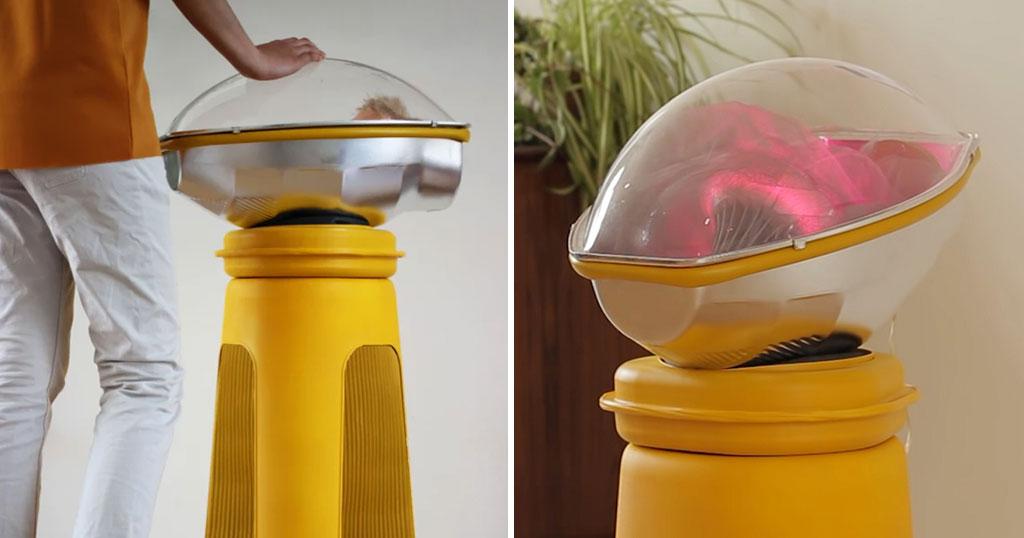 Η συσκευή που σκοπεύει να υποκαταστήσει την διαδικασία της εγκυμοσύνης