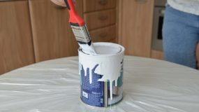 Σχεδιάζετε να βάψετε το σπίτι σας; Δείτε 5 κόλπα που θα σας σώσουν!