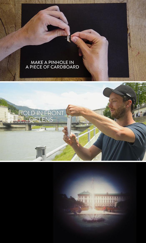 Αυτά τα απίστευτα κόλπα θα σας βοηθήσουν να βγάζετε φωτογραφίες σαν επαγγελματίας