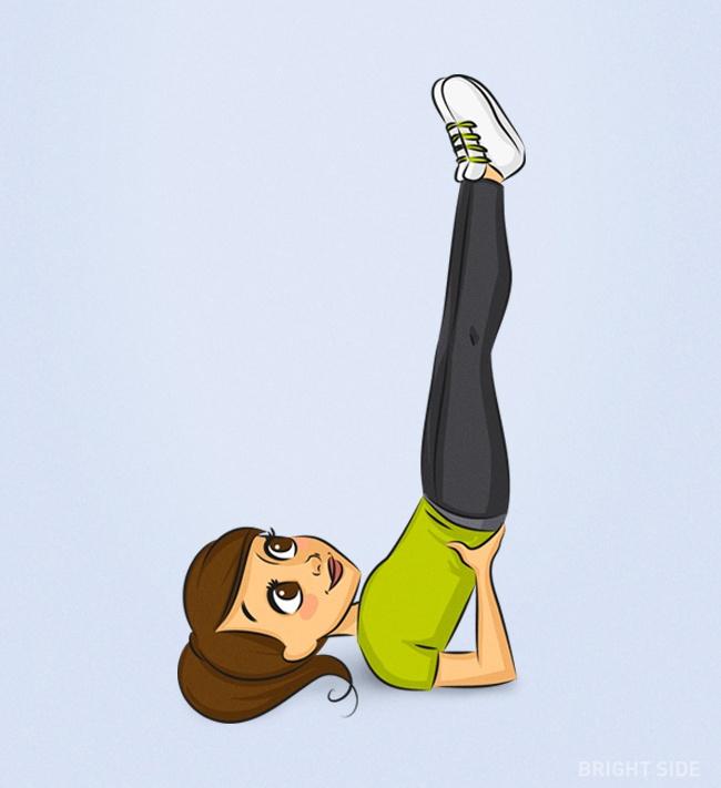 Με αυτή την γυμναστική θα χάνετε 3 κιλά ανά εβδομάδα