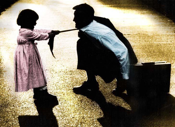 Μην μαλώνεις το παιδί για τη συμπεριφορά του. Η συμπεριφορά του είσαι εσύ