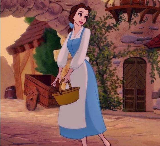 Γιατί οι Πριγκίπισσες της Ντίσνεϊ είναι ντυμένες συνέχεια με Μπλε Ρούχα; Δεν Φαντάζεστε τον Λόγο!