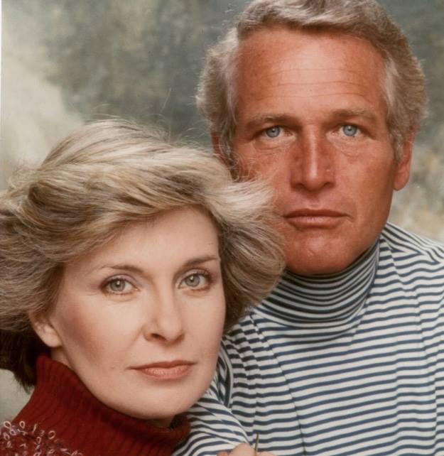 Πωλ Νιούμαν για τη σύζυγό του: Για ποιό λόγο να ψάχνω για χάμπουργκερ έξω όταν έχω μπριζόλα στο σπίτι μου;