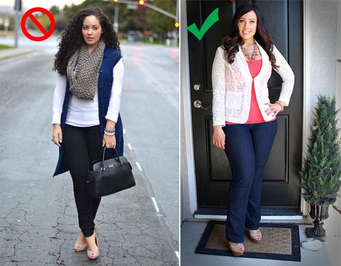 Πως να επιλέξετε σωστά γυναικεία ρούχα σε μεγάλα νούμερα
