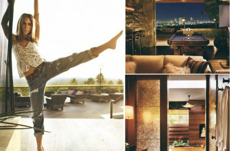 Το σπίτι της Jennifer Aniston στο Hollywood μας άφησε άφωνους!(εικόνες)
