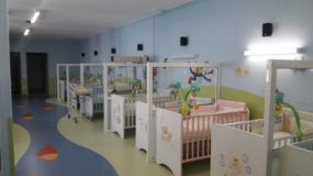 Σε λειτουργία η μονάδα «ΜΑΝΑ» για τα εγκαταλελειμμένα νεογέννητα