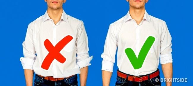 10 εξαιρετικοί τρόποι να βελτιώσετε την σιλουέτα σας με ρούχα