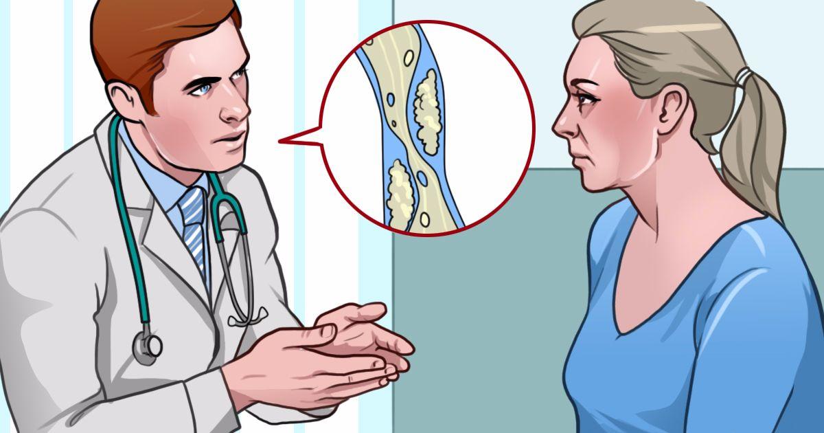 12 προειδοποιητικά σημάδια κακής κυκλοφορίας του αίματος