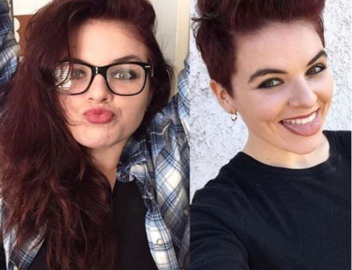 19 Γυναίκες που κούρεψαν κοντά τα μαλλιά τους και θα σας εμπνεύσουν να τα κόψετε κι εσείς. Με την 15η, θα Ζηλέψετε!