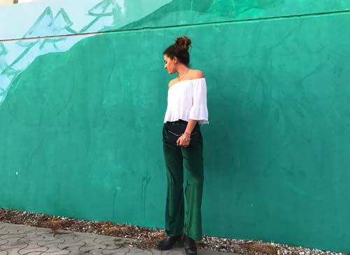 Βελούδο: 20 φθινοπωρινά σύνολα για να φορέσετε την κορυφαία τάση