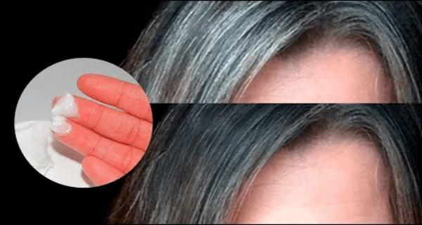 Σταματήστε το γκριζάρισμα των μαλλιών και την τριχόπτωση με ένα απλό συστατικό!