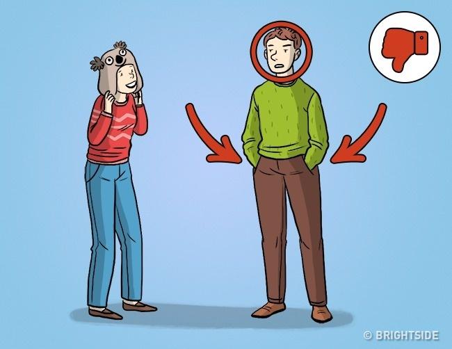 Η γλώσσα του σώματος σας αποκαλύπτει πολλά για την σχέση σας