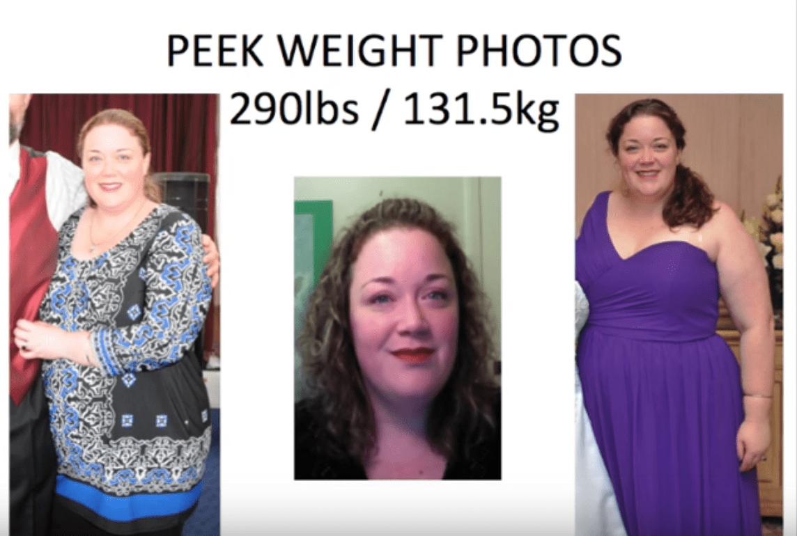 Η γυναίκα αυτή κατάφερε και έχασε 68 κιλά για ένα πολύ συγκινητικό λόγο...