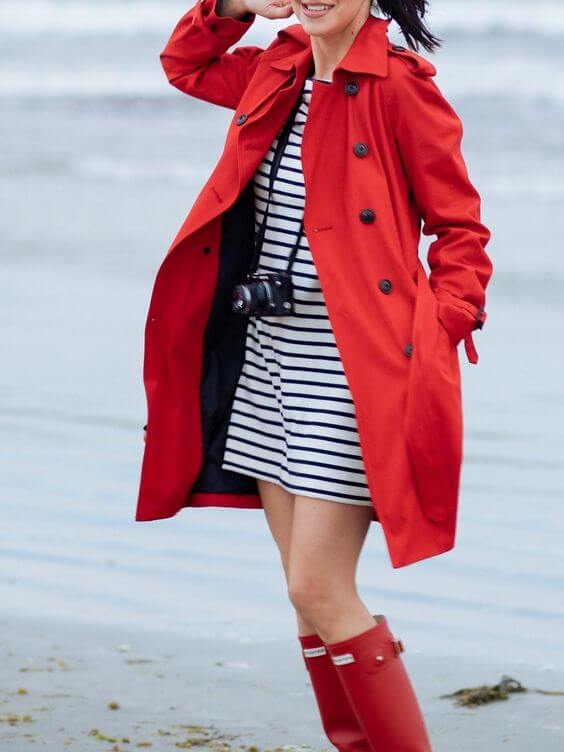16 υπέροχα φθινοπωρινά σύνολα με παλτά που θα λατρέψετε!