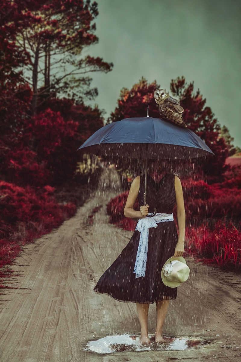 Αυτες οι φωτογραφίες μιλούν για την ιστορία της κατάθλιψης με ένα διαφορετικό τρόπο
