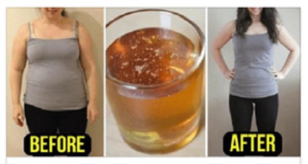 Το ρόφημα αυτό με τα 2 συστατικά είναι θαυματουργό! Πιείτε το κάθε βράδυ πριν πάτε για ύπνο και χάστε κιλά!