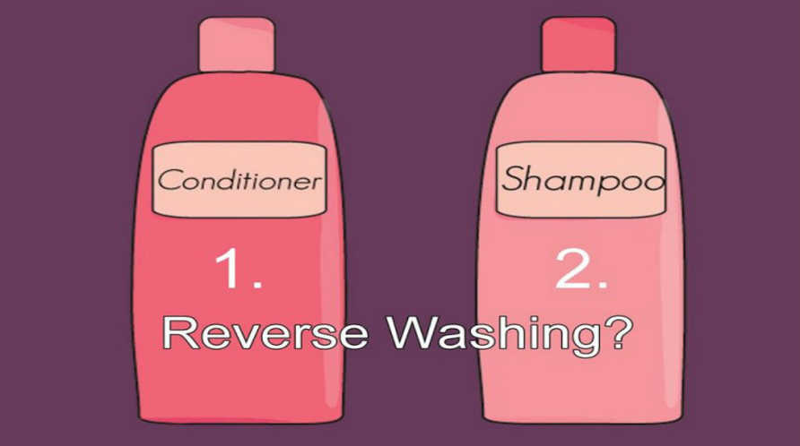 Αυτός είναι ο παράξενος λόγος που πρέπει να βάζετε στα μαλλιά σας πρώτα κοντίσιονερ και μετά να τα ξεπλένετε με σαμπουάν