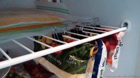 Τα καλύτερα κόλπα για να παραμένουν τα τρόφιμα σας οργανωμένα και φρέσκα στην κατάψυξη του ψυγείου σας!