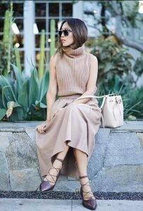 Πως να συνδυάσεις τα γήινα & nude χρώματα στο ντύσιμο σου!