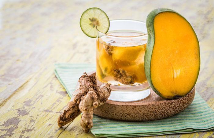 Πιείτε αυτό το ρόφημα και αφαιρέστε το συσσωρευμένο λίπος από χέρια και κοιλιά