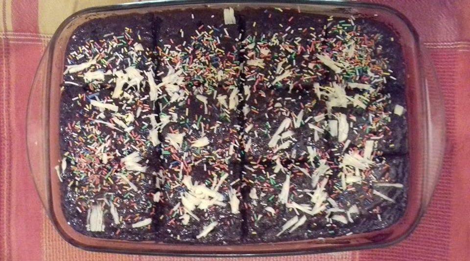 Σοκολατόπιτα, το όνειρο κάθε λάτρη της σοκολάτας. Ζουμερή, αφράτη και εύκολη