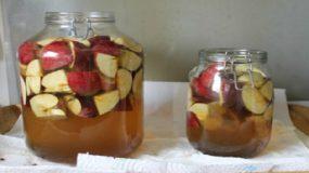 Πως να φτιάξετε μόνοι σας το δικό σας σπιτικό μηλόξυδο!