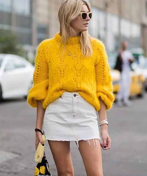 Λεπτά πουλόβερ για το φθινόπωρο! (εικόνες)