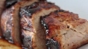 Χοιρινό ψαρονέφρι στο φούρνο Δοκιμάστε το και σίγουρα θα μείνετε ικανοποιημένοι με το αποτέλεσμα.