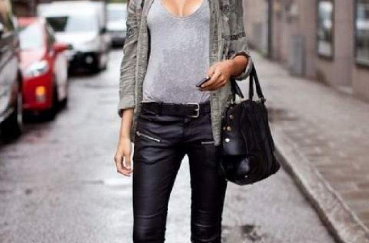 Το βασικό λάθος που κάνουμε όταν φοράμε μαύρο παντελόνι!
